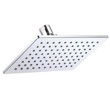 Danze D460059 Mono Chic Rectangular Showerhead With Brass Ball Joint 2.0 GPM - Chrome
