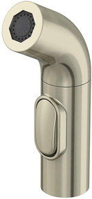 Danze DA503127NBN Side Spray Head - Brushed Nickel