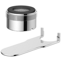 Danze DA613088NBS Flow Regulator Kit 1.75 GPM Standard Male - Satin Black