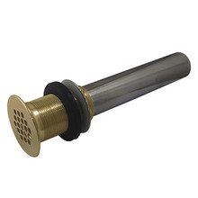 Kingston Brass KB4002 19 Hole Grid Drain For Vessel Sink - Polished Brass