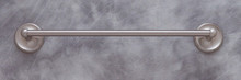 "JVJ 24230 Paramount Series Satin Nickel 30"" Towel Bar"