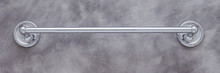 "JVJ 22630 Roped Series Chrome 30"" Towel Bar"