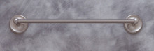 "JVJ 24224 Paramount Series Satin Nickel 24"" Towel Bar"