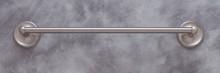 "JVJ 24218 Paramount Series Satin Nickel 18"" Towel Bar"