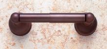JVJ 25502 Liberty Series Old World Bronze Toilet Tissue Paper Holder w/ Extended Posts