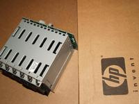 p/n 373277-001 / 370890-001 HP Compaq SCSI Hot-Plug Hard Drive Cage for Proliant ML150 G2