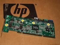 p/n 373013-001 / 370901-001 Compaq HP 4-Port PCI-X Serial ATA (SATA) Controller Board
