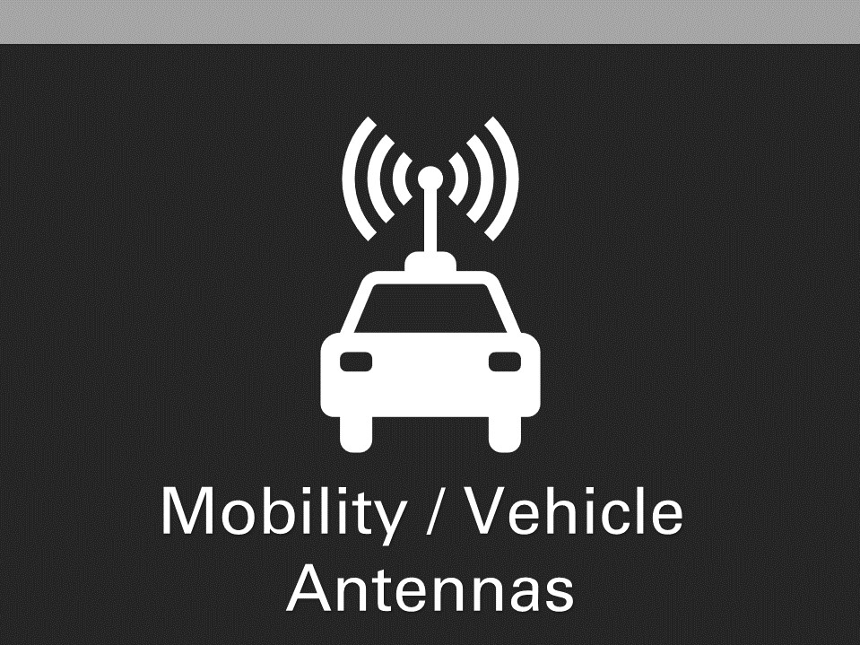 Mobility Vehicle Antennas