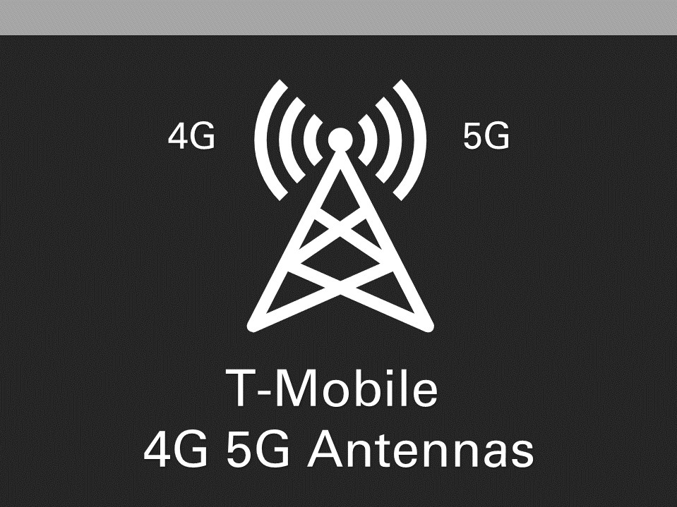T-Mobile 4G 5G Antennas