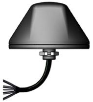 AG60 5-Lead MIMO Bolt Mount Antenna For InMotion oMG 2000 Series BLK
