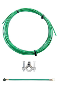Antenna System Grounding Kit - 20FT - Main