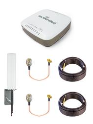 Accelerated 6330-MX LTE Router CAT 6 w/ 9dBi MIMO Antenna, 2 x 75 FT Cables + 2 x Adapters - SMA Male