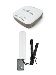 Accelerated 6330-MX LTE Router CAT 6 w/ 9dBi MIMO Antenna, 2 x 16 FT Cables - SMA Male