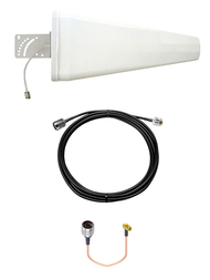 12dB Yagi AT&T MF-279 Hotspot Router 4G LTE XLTE Antenna w/ Cable Length Options