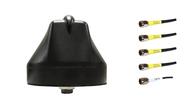 M600 5-Lead Multi MIMO Bolt Mount M2M IoT Antenna