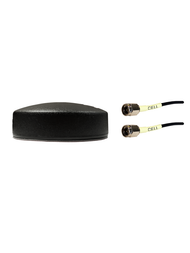M400 2-Lead MIMO Cellular 3G 4G 5G LTE Adhesive Mount M2M IoT Antenna for Inseego SKYUS-DS Modem