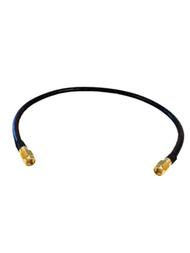 2ft AGA240 Coax Jumper Cable - SMA Male / SMA Male