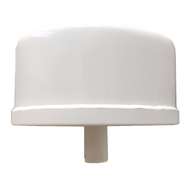 MOD44W 4-Lead Multi MIMO 4 x WiFi Dual-Band 2.4GHz 5GHz Omni-Directional Ceiling Mount Antenna