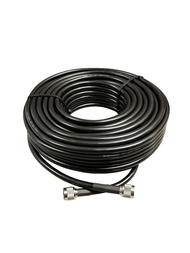 30ft AGA400 Ultra Low-Loss Coax Cable - N Male / N Male