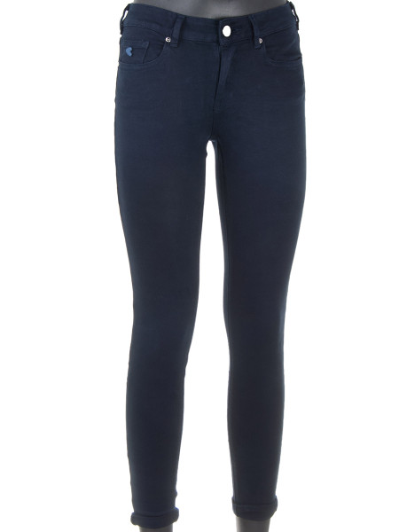 Night Blue Skinny Jeans