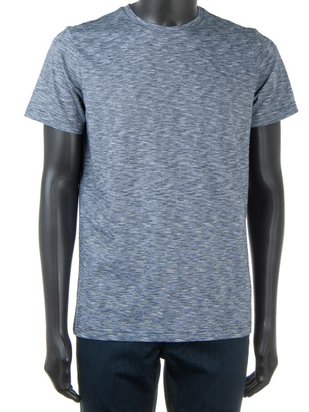 Grey Marle Pure Cotton T-Shirt