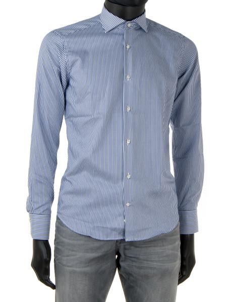 88ec5f07c962cd Classic Blue Striped Shirt