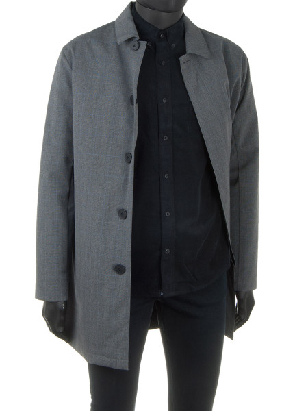 Black Corduroy Shirt