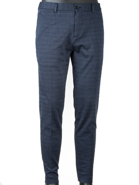 Jacquard Dressed Trousers