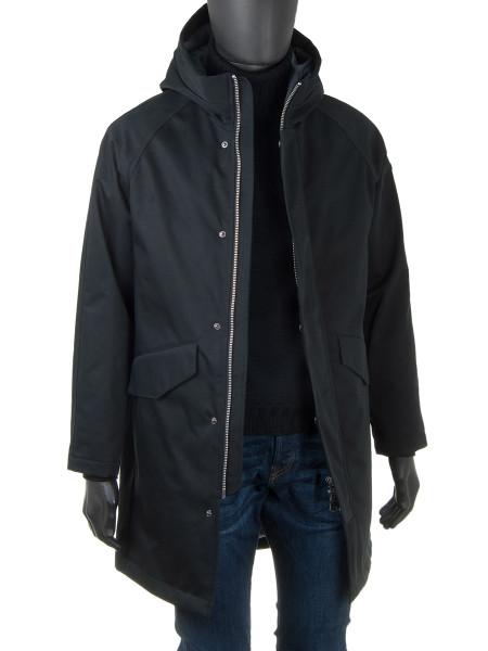 Cotton Twill Wax Jacket