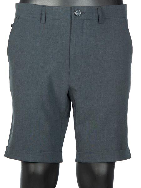 Medium Grey Melange Short