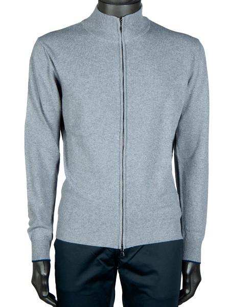 Midgrey Cashmere Wool Jacket
