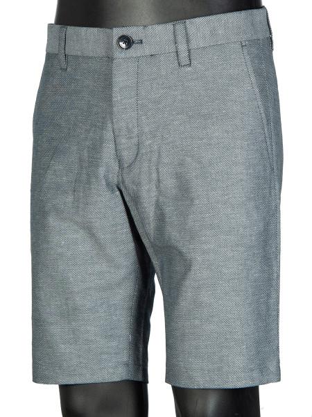 Cotton & Linen Blend Shorts