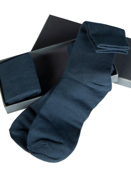 3-Pack Socks Navy