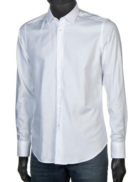 Oxford Pure White Cotton Shirt
