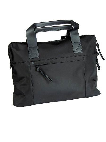Black Commuter Bag