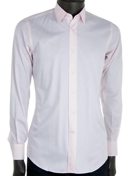 Pink Fine Cotton Shirt