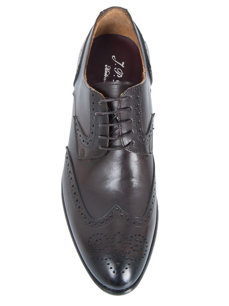 Classic Dark Brown Brogue