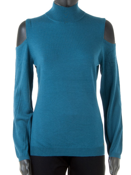Petrol Peak Shoulder Jumper