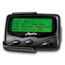 Apollo Alpha numeric pager. Free pager. buy a pager. paging service. nationwide paging service . text message . numeric paging. Alpha numeric pager. digital paging company. Metrotel Paging Service. Pager with one month. Motorola pager