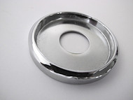 Vintage Gas Stove Control Knob NEW CHROME BEZEL RING