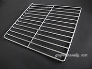 "NEW CHROMED Original Vintage Tappan Stove Oven Rack.  MEASUREMENTS 18-1/8"" x 16-5/8"", we offer 2 different size Tappan Oven Racks (see other product listing)"