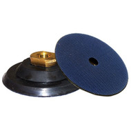 "3"" Rubber Flexible Backer Pad (Hard Rubber)"