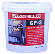 GP3 Granite Polishing Cream (2lb)