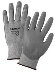 Radnor 13 Gauge High Density Polyurethane Seamless Knit Gloves