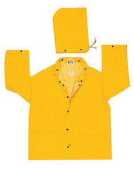 Premium Rain Jacket Classic .35mm (Yellow)