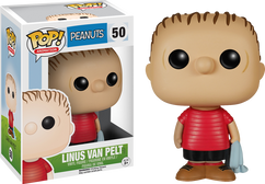 Linus Van Pelt - Peanuts Pop! Vinyl Figure