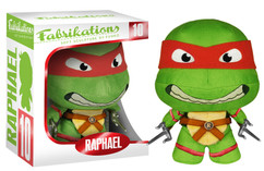 Raphael TMNT - Teenage Mutant Ninja Turtles FUNKO Fabrikations Plush Figure
