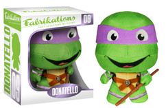 Donatello TMNT - Teenage Mutant Ninja Turtles FUNKO Fabrikations Plush Figure