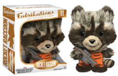 Rocket Racoon - Guardians of the Galaxy FUNKO Fabrikations Plush Figure