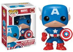 Captain America - Captain America Pop! Vinyl Figure